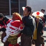 安久美神戸新明社「鬼祭」